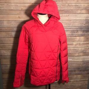 Lululemon Fluffed Up Pullover Jacket Size 10